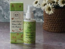 All Natural Citrus Mist Air Freshener