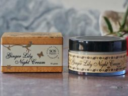 Ginger Lily Night Cream SOS Organics