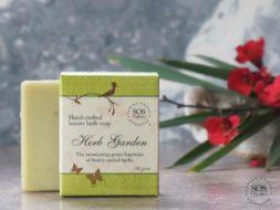 Herb GardenLuxury Bath Soap