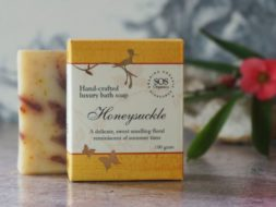 Honeysuckle Luxury Bath Soap