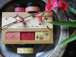 Cosmetic Gift Box for Men