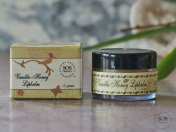 Natural Vanilla Honey Lipbalm