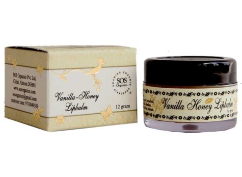 Natural Vanilla-Honey Lipbalm,locking in the moisture leaving your lips sweet and smooth.