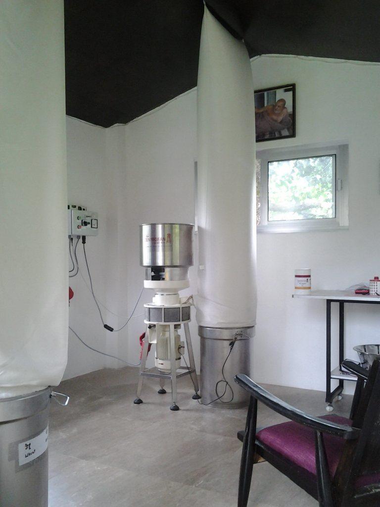 zentrofan vortex mill