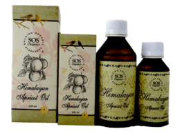 Apricot Body Oil and Massage Oils