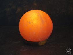 Globe Himalayan Crystal Salt Lamp