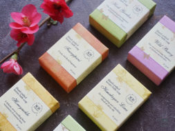 Handcrafted Luxury Bath Soaps