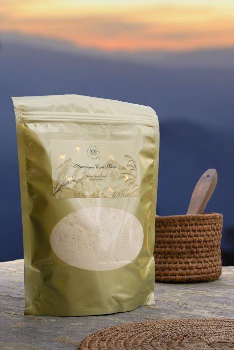 Himalayan Corn Flour