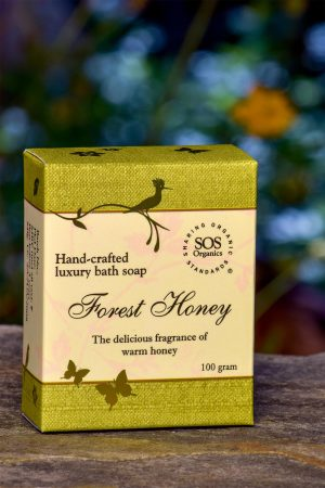 Forest Honey Luxury Bath Soap