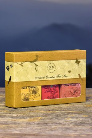 Natural Cosmetic Gift Box for Men