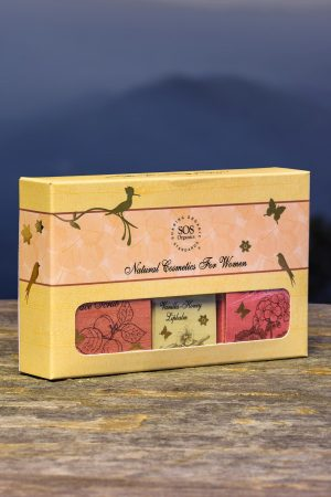 Natural Cosmetic Gift Box for Women