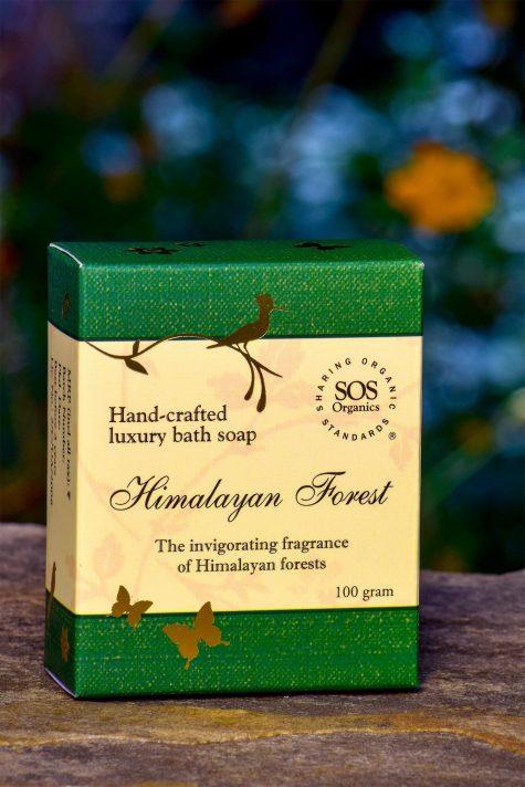 Himalayan Forest Luxury Bath Soap