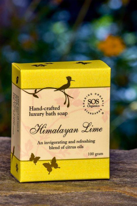 Himalayan Lime Luxury Bath Soap
