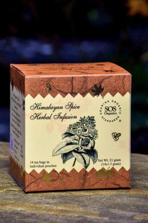 Himalayan Spice Herbal Infusion