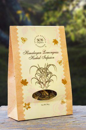 Himalayan Lemongrass Herbal Infusion
