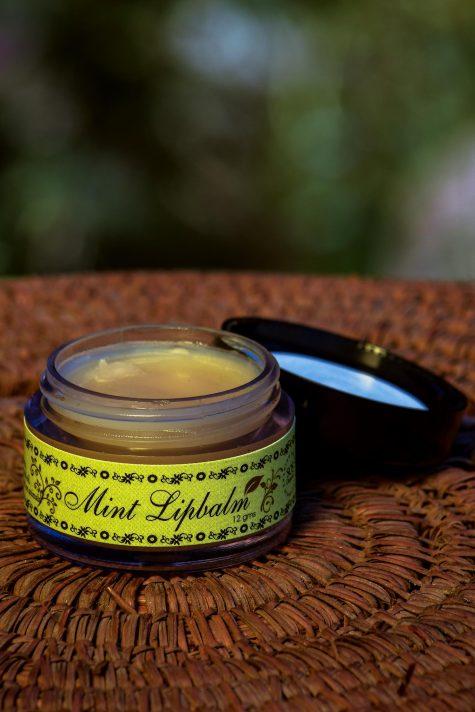 Natural Mint Lipbalm