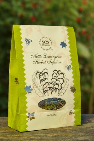 Nettle Lemongrass Herbal Infusion