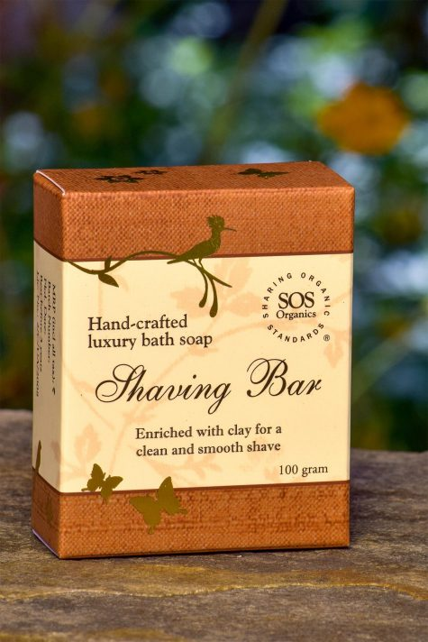 Natural Shaving Bar