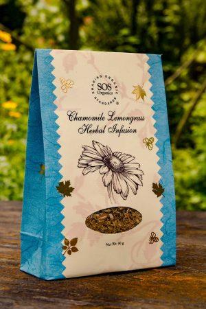 Chamomile Lemongrass Herbal Infusion