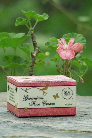 Geranium Face Cream
