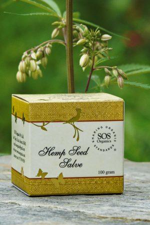 Himalayan Hemp Seed Salve
