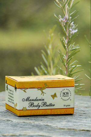 Mandarin Body Butter