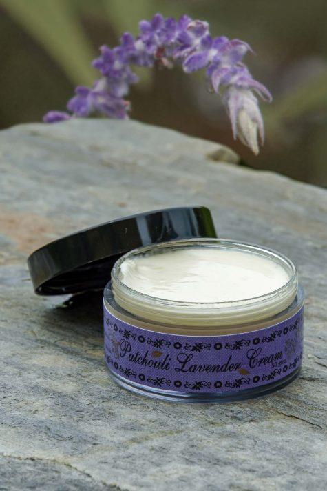 Patchouli Lavender Cream